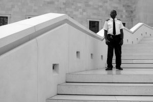 Improve security guard services