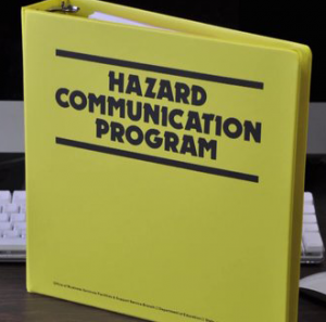 hazard communication plan