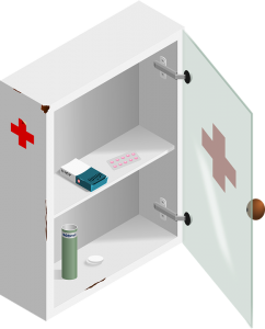 first-aid-kit-unstocked