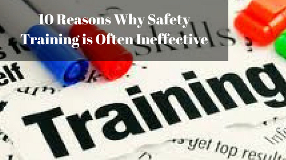 quality safety training